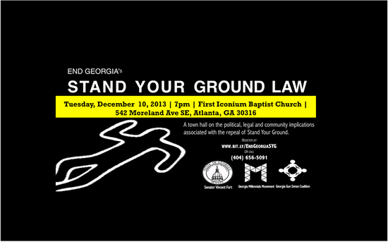 stand your ground laws The idea of the right to defend oneself may seem universal, but in her new book stand your ground: a history of america's love affair with lethal self-defense, harvard's caroline e light posits that the opposite is true.