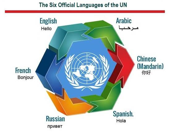United Nations Russian Distinguishes 30