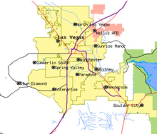 Las Vegas Metropolitan Area: 10 Facts About The Las Vegas Valley