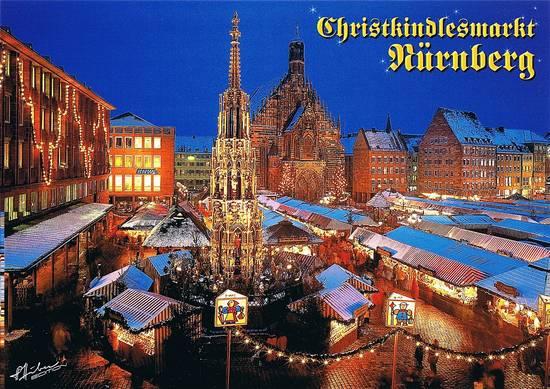 Christkindelmarkt Nürnberg