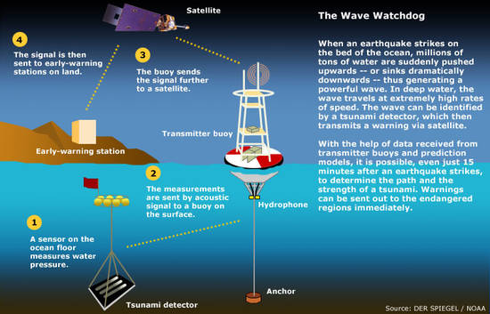 5 Facts About Tsunami Warning System